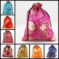 Luxury Women Decorative Shoe Cover Drawstring Bags with line...