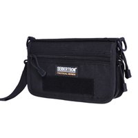 Seibertron Tactical Clutch Bag Small Tactical Bag Nylon Fabr...