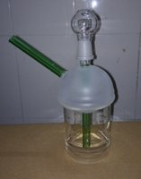 Sandblasted Starbuck Cup dab concentrate oil rig glass bongs...