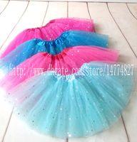 Оптовая продажа новорожденных девочек юбка балетной пачки юбка-юбка 2014 новая юбка балетной пачки Fance