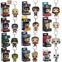 Funko Pocket Pop! Keychain Baby Groot, Batman, DeadPool Viny...