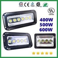 超明るい400W 500W 600W LEDの投光器屋外LEDの洪水ライトランプの防水LEDトンネルライトランプストリートラップAC 85-265V