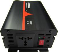 높은 품질 12VDC 240VAC 50HZ 영국 소켓 500W 순수한 사인 웨이브 자동차 파워 인버터에