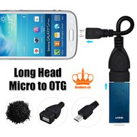 USB OTG Cable Micro USB 3. 0 Adapter for USB Flash Disk and S...