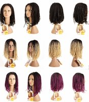 Micro braid wig african american braided wigs for women 16IN...