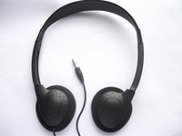 Classroom Headsets Headphone Disposable Stereo headsets airl...