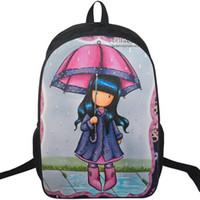 الرجعية فتاة ظهره انجلترا أيقونة Daypack حقيبة خمر الصورة المدرسية أوقات الفراغ حقيبة حقيبة مدرسية الرياضة حزمة اليوم في الهواء الطلق