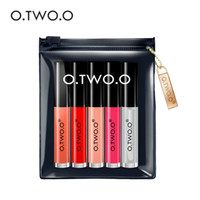 O. TWO. O Brand Lipgloss matte Long lasting Silky temptation W...