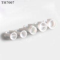 100pcs lot Pigment Rings Tattooing Ink Cups Makeup Ring Hold...