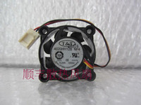 El ventilador original de la CPU 4020HH12B-NF4 4020 12V 0.24A 4CM 40 * 40 * 20mm, ventilador de la fuente de alimentación