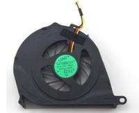 Neue Original-Kühlventilator für Toshiba Satellite L650 L650D L655 L655D L750 L750D Kühler Laptop Kühler-Lüfter-freies Verschiffen