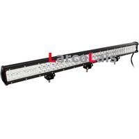 4PCS 36 pouces 234W CREE LED Light Bar Jeep 4x4 4 roues motrices de remorques de camions SUV ATV Offroad voiture 12v travail lampe de travail Crayon Faisceau Étaler