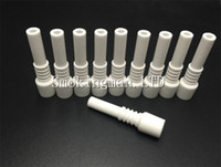 In Stock Mini Ceramic Nail 10mm Mannelijke Keramische Dabber 14mm 18mm Ceramic Nail Tip