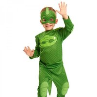 Super hero costume Selling PJ mask hero of children cosplay ...
