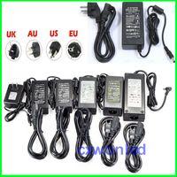 2a 3a 4a 5a 6a 7a 8a 10a Transformador LED DC 12V LED fuente de alimentación para módulo luz AC 110-240V + CE RoHS UL