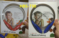 HBS- 730 HBS730 Sport Neckband Headset In- ear Wireless Headph...