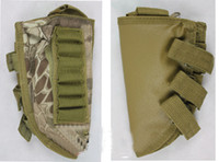 MANDRAKE Rattlesnake Camo Tactical Pouch Holder w  Cheek Lea...