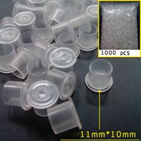 Wholesale- Wholesale 1000Pcs Bag Small Size 11mm Tattoo Ink P...