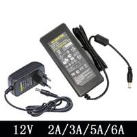 Edison2011 LED 어댑터 DC 12V 5A 60W LED 전원 공급 충전기 5050 3528 SMD LED LED 빛