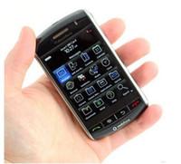 Originele BlackBerry 9500 Ontgrendeld 3.2MP camera WCDMA GSM Network 360 x 480 Pixels, 3,25 inch gerenoveerde mobiele telefoon