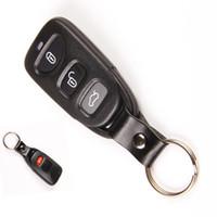 Nuovi Keyless 4 Pulsanti Smart Remote Car Key Fob Shell Case per KIA Optima Forte Cerato Rondo Sostituzione No Battery Holder No Chip