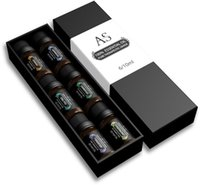 High Quality Top 6 100% Essential Oil Set 10ML Pure Therapeu...