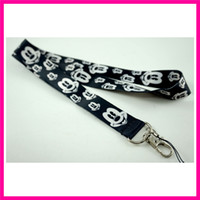 Hot Sales Kawii Cute Neck Strap Lanyard Keychain For Cell Ph...