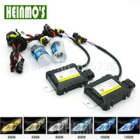 55W 12V سوبر سليم زينون HID KIT H1 H3 H4-1 H7 H8 H10 H11 H13-1 9005 9006 880 881