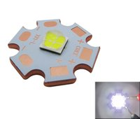 Cree XHP50 White 6000-6500k Led Chip Light 6V With 20mm Copper PCB Board Free Shipping 10pcs/lot