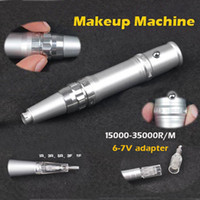 Black Bayonet Permanent Makeup Microneedles Eyebrow Lips Mac...