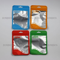 Aluminizing Aluminum Plating Plastic Poly Bags OPP Packing Z...
