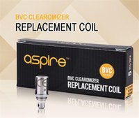 100% Original Aspire BVC Coils Head For Aspire BDC Atomizers...