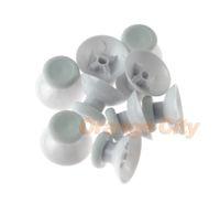 أسود أبيض 3d النظير الإبهام العصي ل xbox one تحكم xboxone النخبة s سليم التماثلية thumbsticks قبعات الفطر