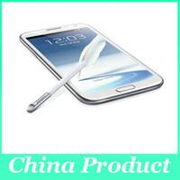 "Original Samsung Galaxy Note2 N7100 Quad Núcleo 8MP Camera Android 4.1 Telefone Celular 5.5 ""HD 1GB RAM"