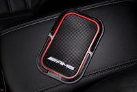 Titular del teléfono del coche de apoyo de navegación GPS Soporte labra los accesorios de coche para Mercedes Benz CLS AMG CLK GLK Clase E Clase C de coches