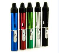 담배 파이프 클릭 N Vape Sneak A Vape 스 니크 A Toke 허벌 기화기 전자 담배 및 방풍 토치 라이터 무료 배송