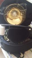 Campana doble desmontable Cuerno francés Conn BB 4 Clave 8D con caja de espuma de alta calidad 150325
