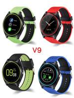 V9 Smartwatch android V8 DZ09 U8 Samsung Smart Uhren SIM intelligente Handy-Uhr kann in den Schlafzustand Smart Watch Herzfrequenz aufzeichnen
