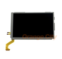 Original new For 3DSXL 3DSLL on the Top Upper screen LCD 3DS...