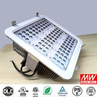 Explosion proof LED canopy lights finned radiator 100W 150W ...
