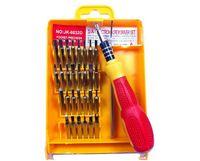 32 in 1 set Micro Pocket Cacciavite di precisione Kit cacciavite magnetico cellulare strumento di riparazione casella MA2