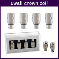 2015 newest Uwell Crown clone Sub Ohm Tank replacement coil ...