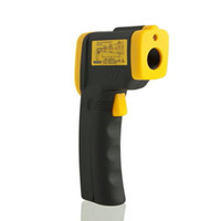 Hand- held Non- Contact IR Laser Infrared Digital Thermometer ...