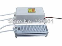 LF-02421G / DC24v 21g, ozon jeneratörü, seramik plaka * 3 + güç kaynağı, hava kaynağı, açık üreme sterilizasyon makinesi W / Fiş, DIY Kaynak