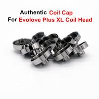 Autentico cappellino a spirale Yocan Evolve Plus XL per ecografie a testa cilindrica Yocan Evolve Plus XL