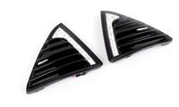 광택 스타일 1 쌍 LED DRL는 2012 년 자동차 주간 주행 등을 주도했습니다. 포드 포커스 3, 포드 포커스 DRL 안개 램프