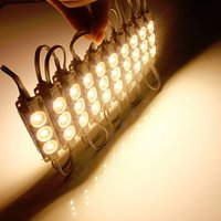 5730 LED Módulos impermeável IP67 Led Modules DC 12V SMD 3 Leds 1.5W 5630 Sign Led Backlights para o canal letras brancas