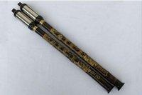 2016 Bamboe Flute Bawu Verticale Spelen Bawu Flute F / G Sleutel Klarinet Fluit Flauta Bawu Bass Fluit Bau Muziekinstrumenten voor Beginner