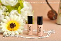 Umidità Nascondi Blemish Serico Liquid Cream Concealer Lip / Dark Eye Circle Cover Correttore Stick Long Lasting # 312