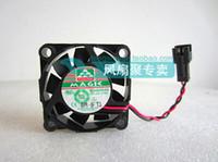 MAGIC MGA4024YB-A10 4cm40 * 40 * 10 24V0.10A 선재 2 컨버터 냉각 팬